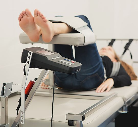 Non-Surgical Spinal Decompression